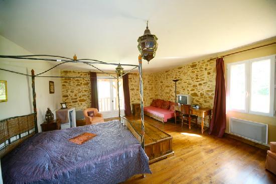 Chateau d'Izaute : Inde