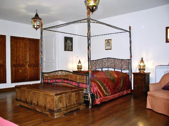 Chateau d'Izaute : Indonesie