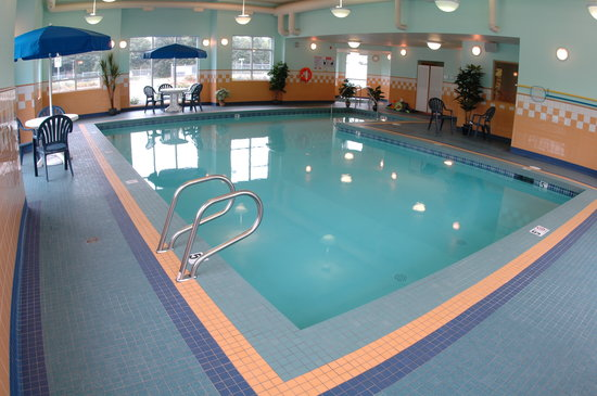 BEST WESTERN PLUS Chemainus Inn: Indoor Mineral Pool