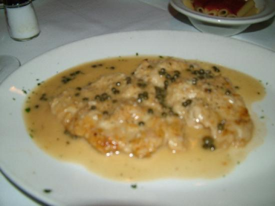 Sicilian Ristorante : The most incredible Polla Piccata