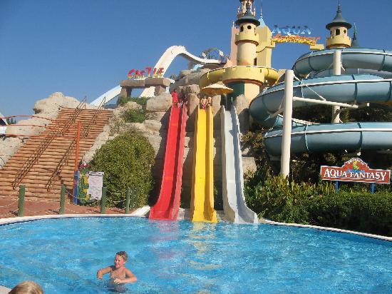 Aquafantasy Aquapark Hotel & SPA: Water park