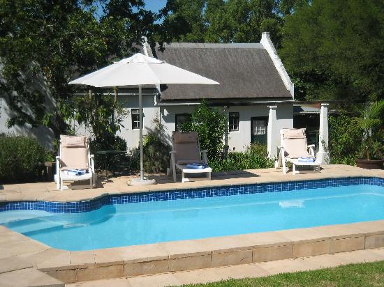 La Sosta Guesthouse : swimming pool