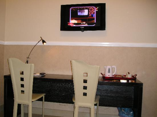 Mocenigo Vatican Suites: Desk