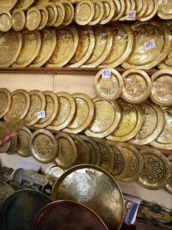 New Medina of Casablanca: piatti decorativi