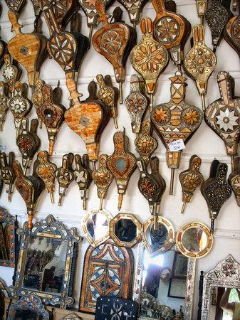New Medina of Casablanca: artigianato