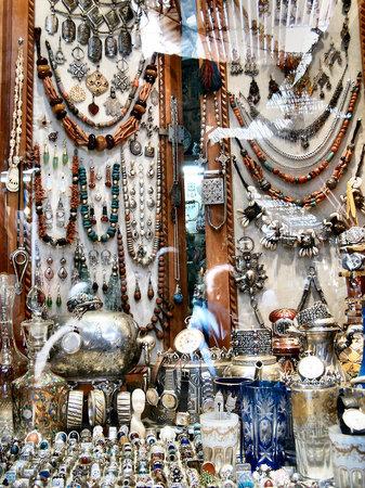 New Medina of Casablanca: gioielli