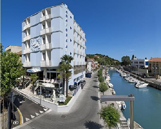 l'Hotel Majorca e la sua splendida vista