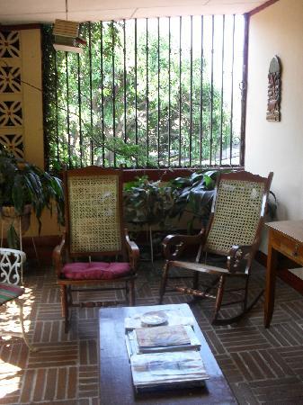Matagalpa, Nicaragua: sala de descanso