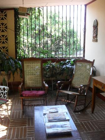 Matagalpa, Nikaragua: sala de descanso