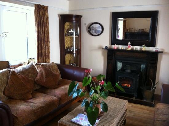 Graysonside: Resident's Lounge (the original farmhouse breakfast room)