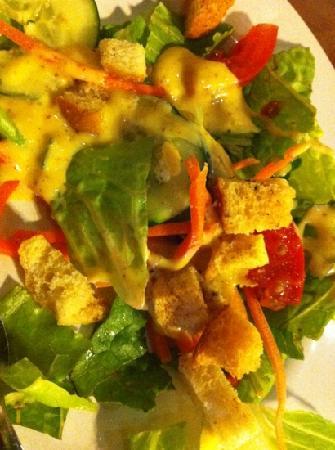 Opal Mae's: a salad