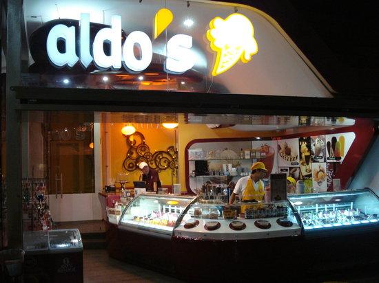 Aldo's Gelato: Aldo's