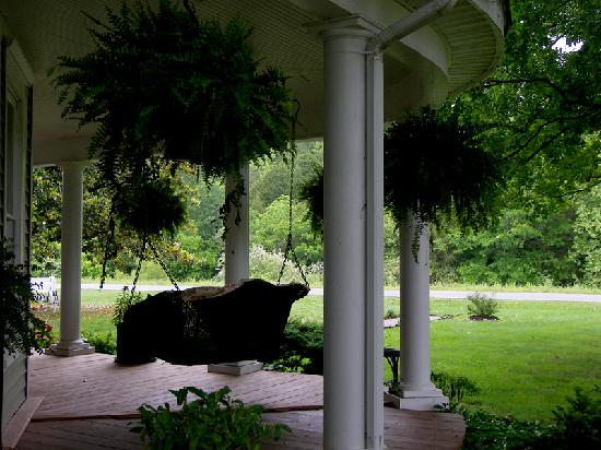 GreenRose of Raus: Porch