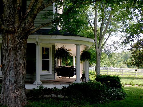 GreenRose of Raus: Front Porch 2