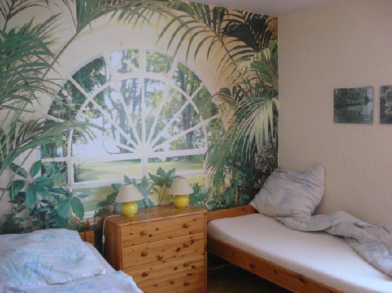 Hotel-Pension Weingart Quedlinburg: die Zimmer