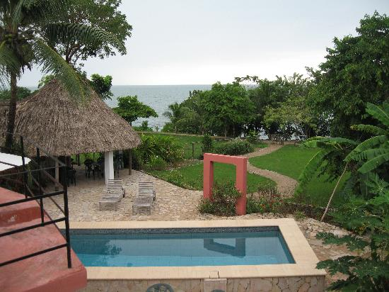 Coral House: View from Room 3