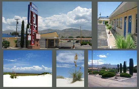 White Sands Motel: Exterior Pictures