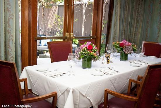 Spaghettini Italian Grill and Jazz Club: Boardroom/Meeting Area