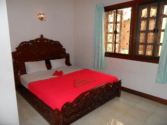 Siem Reap Holiday Garden Villa: Deluxe Double Room
