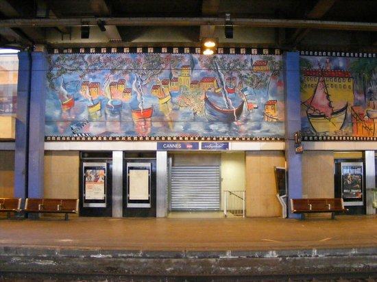 Office du tourisme de la gare