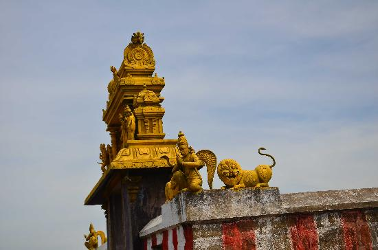 Himada Gopalswamy Temple: The temple