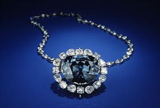 The Reynolds Mansion: And of course, THE HOPE DIAMOND