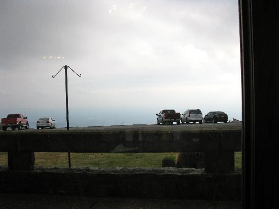 Queen Wilhelmina State Park: View from the restaurant
