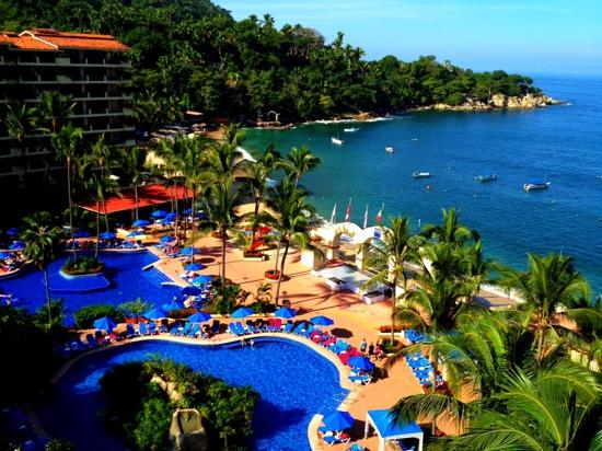 this place! :-) - Picture of Barcelo Puerto Vallarta, Puerto ... on