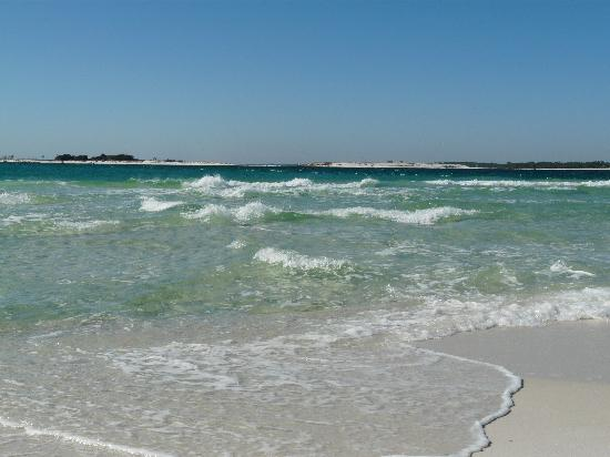 Gulf Islands National Seashore - Florida District: White sand, turquoise waters