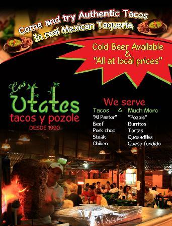 """Los Otates: """"Delicious Authentic Mexican Food"""""""