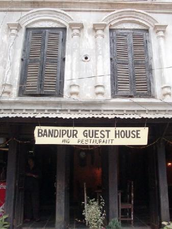 Bandipur Guesthouse: Front view