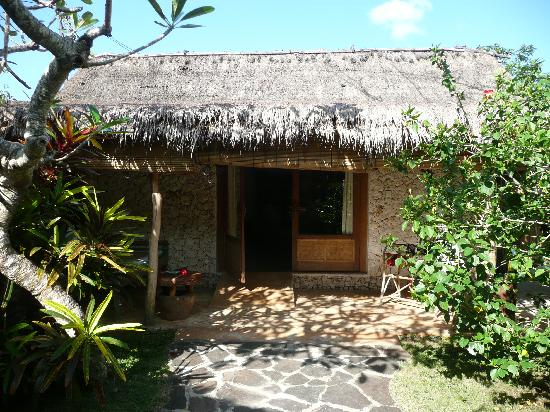 Mu Bali: Our room