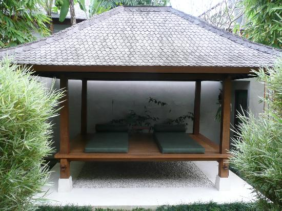 Tegal Sari: Massage Spot