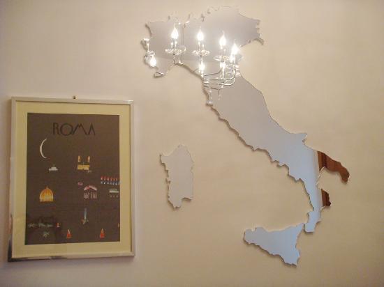 Al sole di Roma: Ingresso