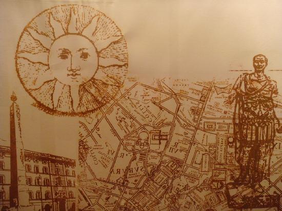 Al sole di Roma: quadro ingresso