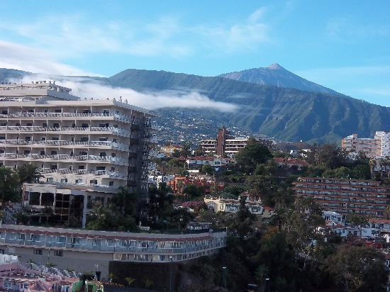 Teide desde el hotel picture of be live experience orotava puerto de la cruz tripadvisor - Hotel orotava puerto de la cruz ...