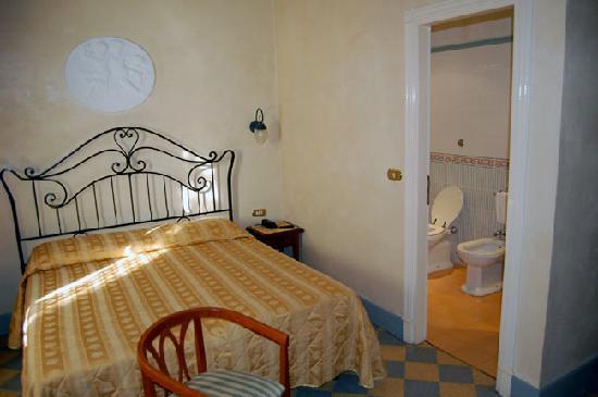 Hotel Della Robbia : Una camera