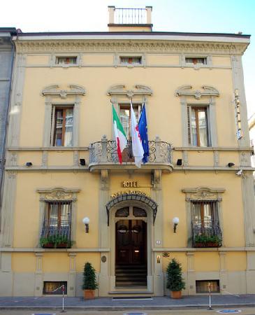 Hotel Della Robbia : l'ingresso principale