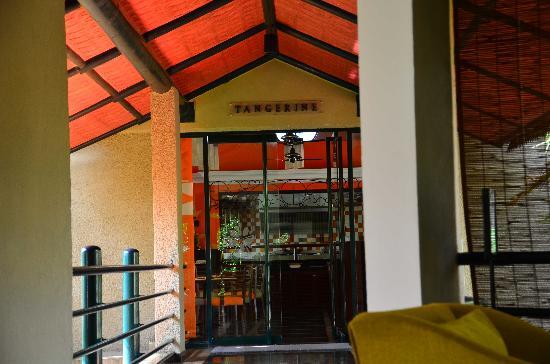 Angsana Oasis Spa & Resort: Tangerine (restaurant)