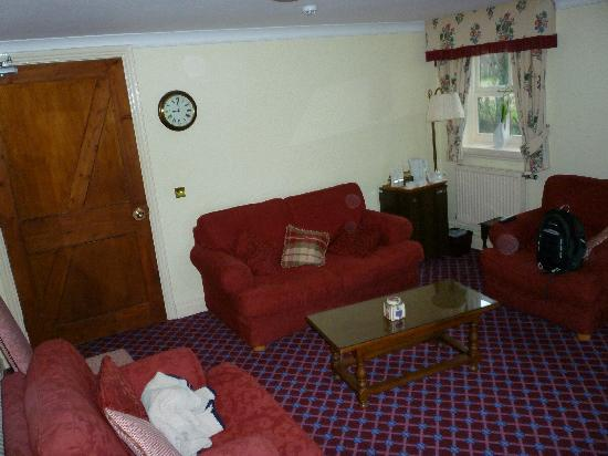 The Old Vicarage: The Separate Lounge