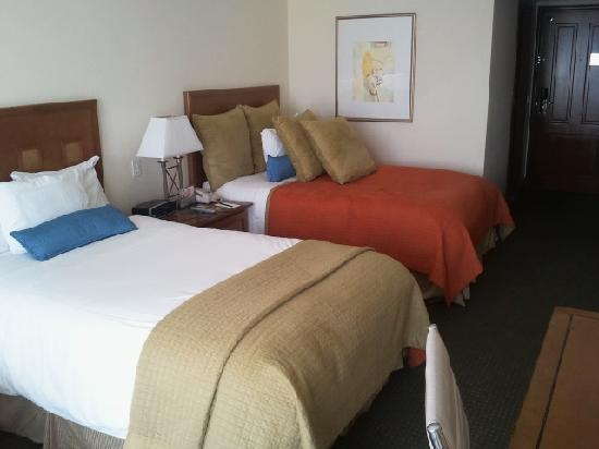 Real InterContinental Managua at Metrocentro Mall: La chambre