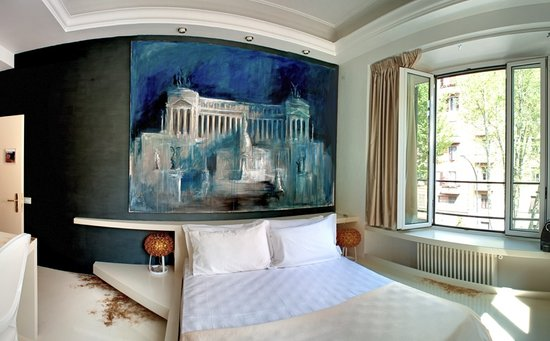 BDB Luxury Rooms San Pietro : Double Deluxe Room - Van Gogh