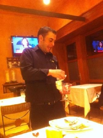 Hotel Don Carlos: one of the greatest i've met in the service industry: Manuel, from Andalucia.