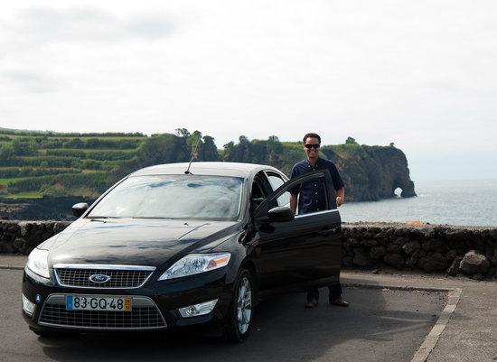 Rui Medeiros - Azores Private Tours: Private Tour Car