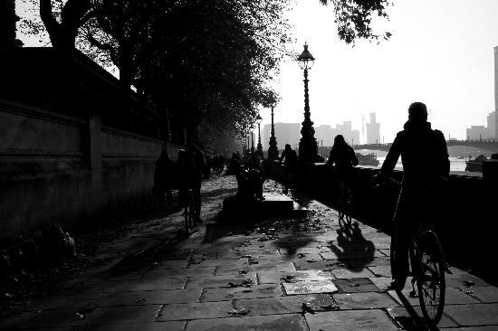 เดอะลอนดอนไบซิเคิลทัวร์คอมปานี: biking tour