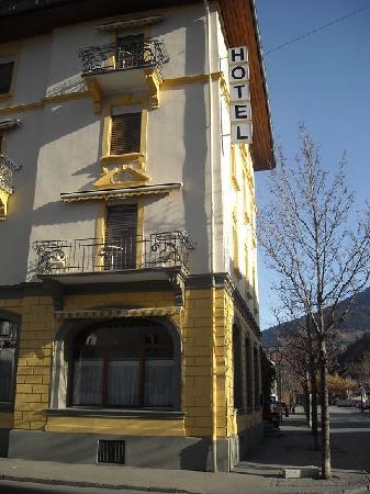 Ambassador Hotel: Fassade