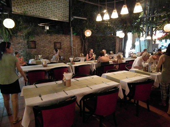 Mecca - Lemongrass restaurant: Restaurant