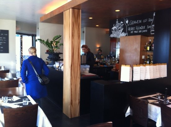 Restaurante Barlounge Magellan: inside