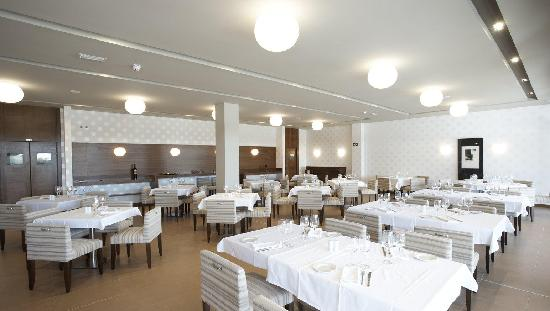 Hotel Spa Attica 21 Villalba: Restaurante