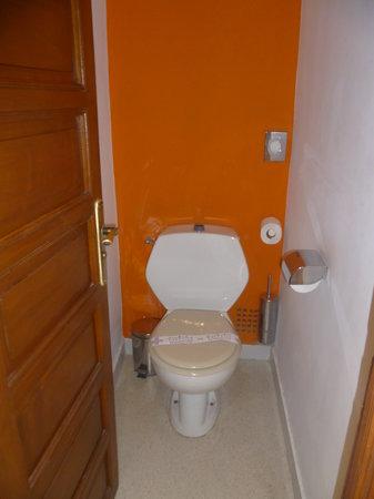 Ibis Moussafir Ouarzazate: Toilettes désinfectées à l'arrivée